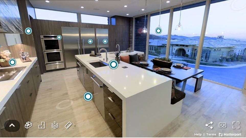 Matterport Real Estate Example