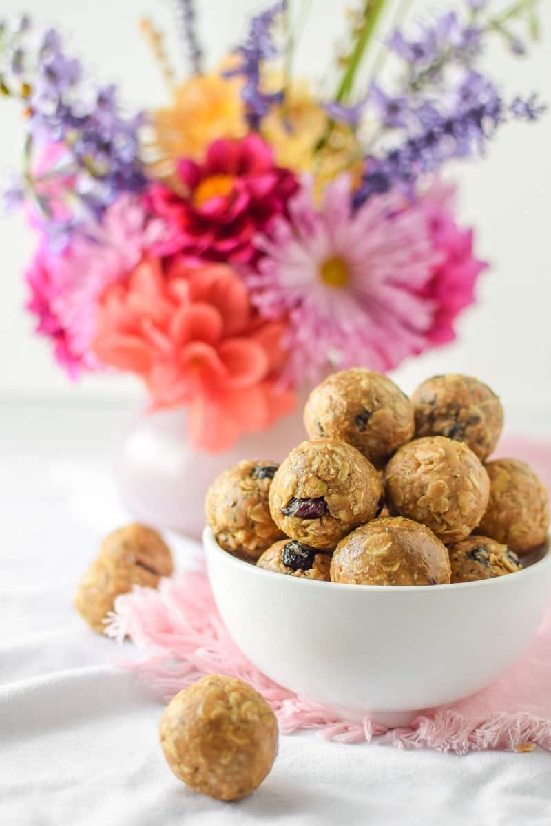 Customizable Fruit, Nut & Seed Energy Bites by Emily Kyle Nutrition