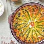 Healthy Crustless Quiche Recipe