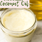 1 - Cannabis-Infused Coconut Oil