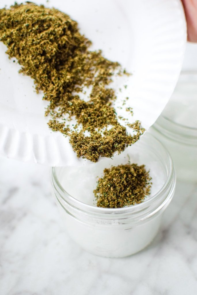 Cannabis Decarboxylation By Emily Kyle Nutrition