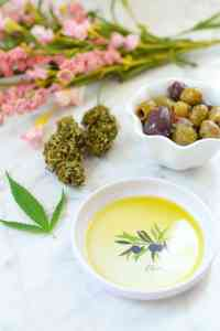 Cannabis Olive Oil