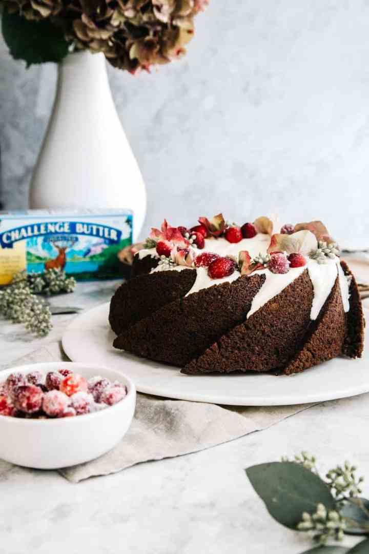 Spiced Bundt Cake