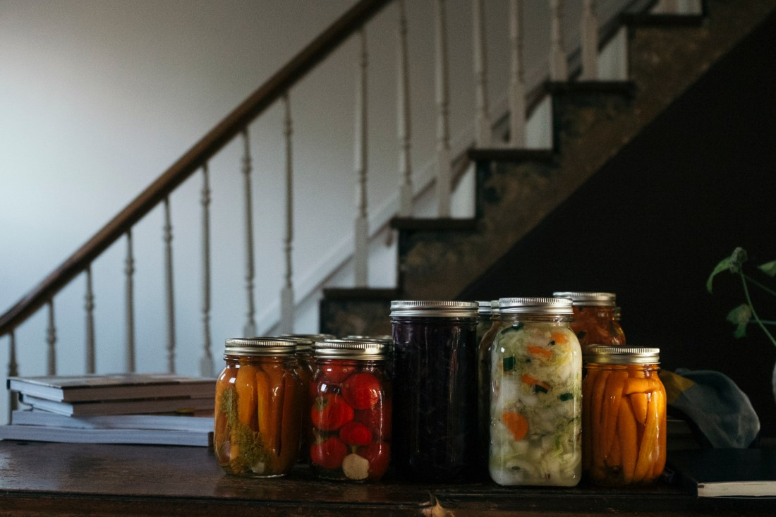 pickles and fermentation