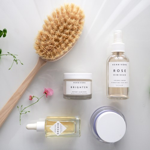 organic skincare cover