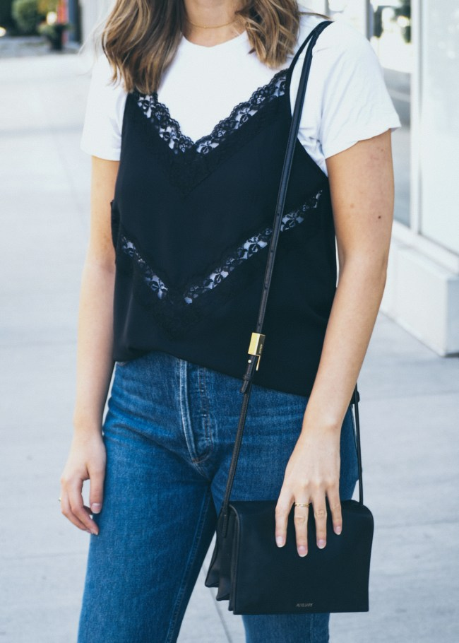 Fall Outfit Inspiration - Layered Camisole
