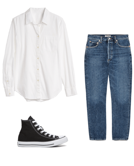 How to Style a Classic Button-Up Shirt