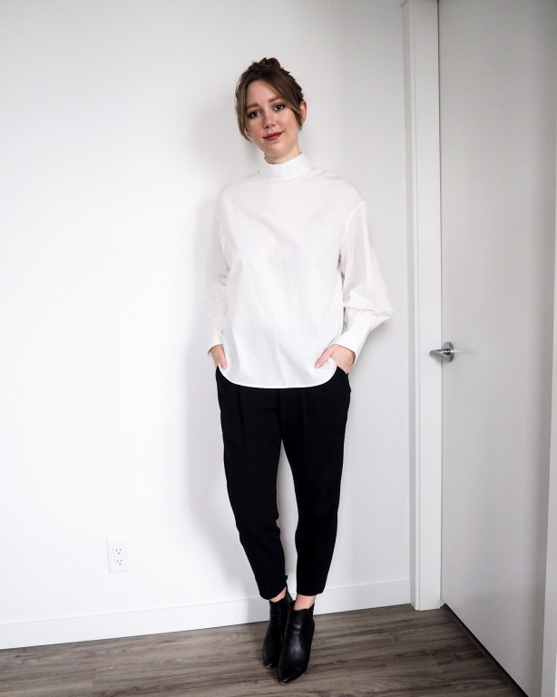Ways to Wear Trousers - Emily Lightly