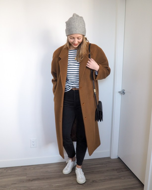 Week in Outfits for Jan 28 2019 - Emily Lightly