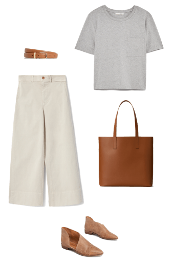 Spring Capsule Wardrobe 2019 Outfit Ideas - Emily Lightly