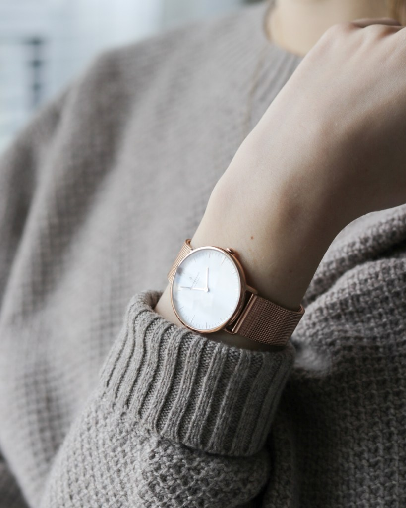 Nordgreen Rose Gold Watch