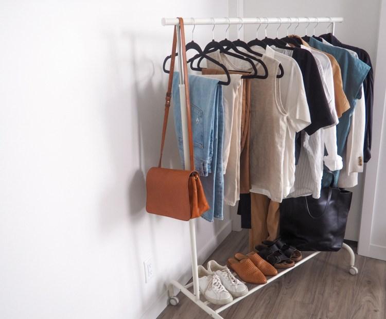 My Summer 2020 Wardrobe Edit - Emily Lightly