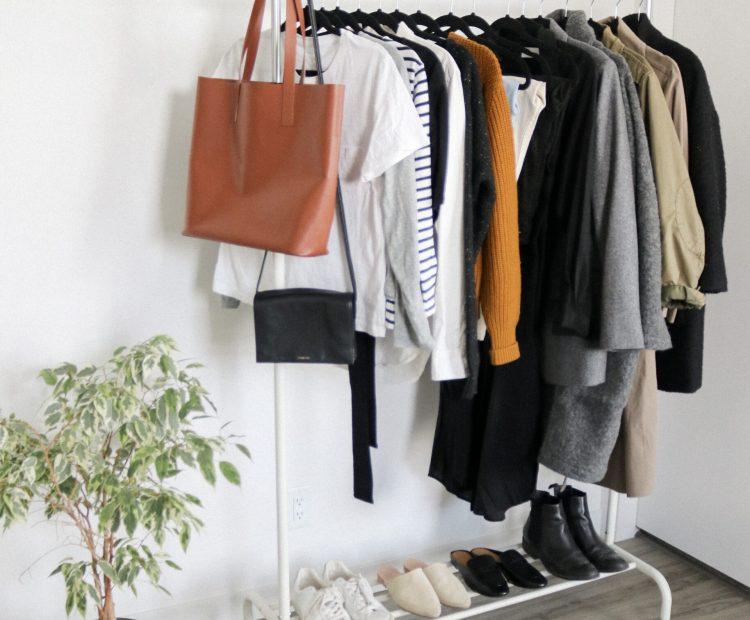 Fall Essential Capsule Wardrobe