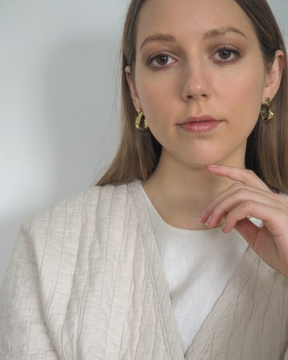 How to Shop for Ethical & Sustainable Jewelry featuring ANUKA - Emily Lightly
