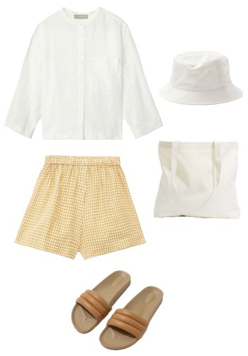 A Sustainable and Me-Made Summer Capsule Wardrobe