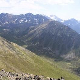 Alaska Travel Harp Mountain 02