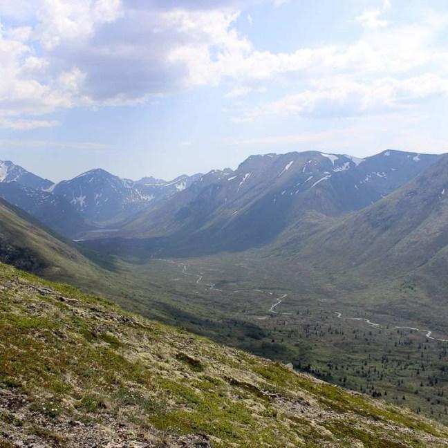 Alaska Travel Harp Mountain 08