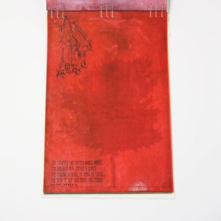 Fifty Trees artist book by Emily Longbrake 27