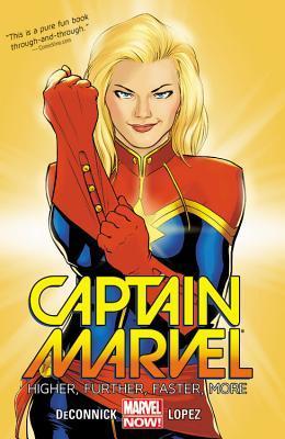 captain marvel vol 1