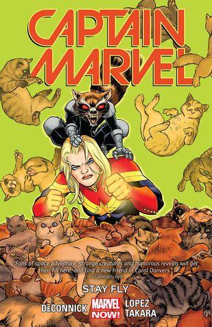 captain marvel vol2