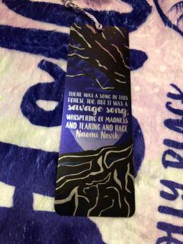 Metal Tassel Bookmark designed by Her Paper World