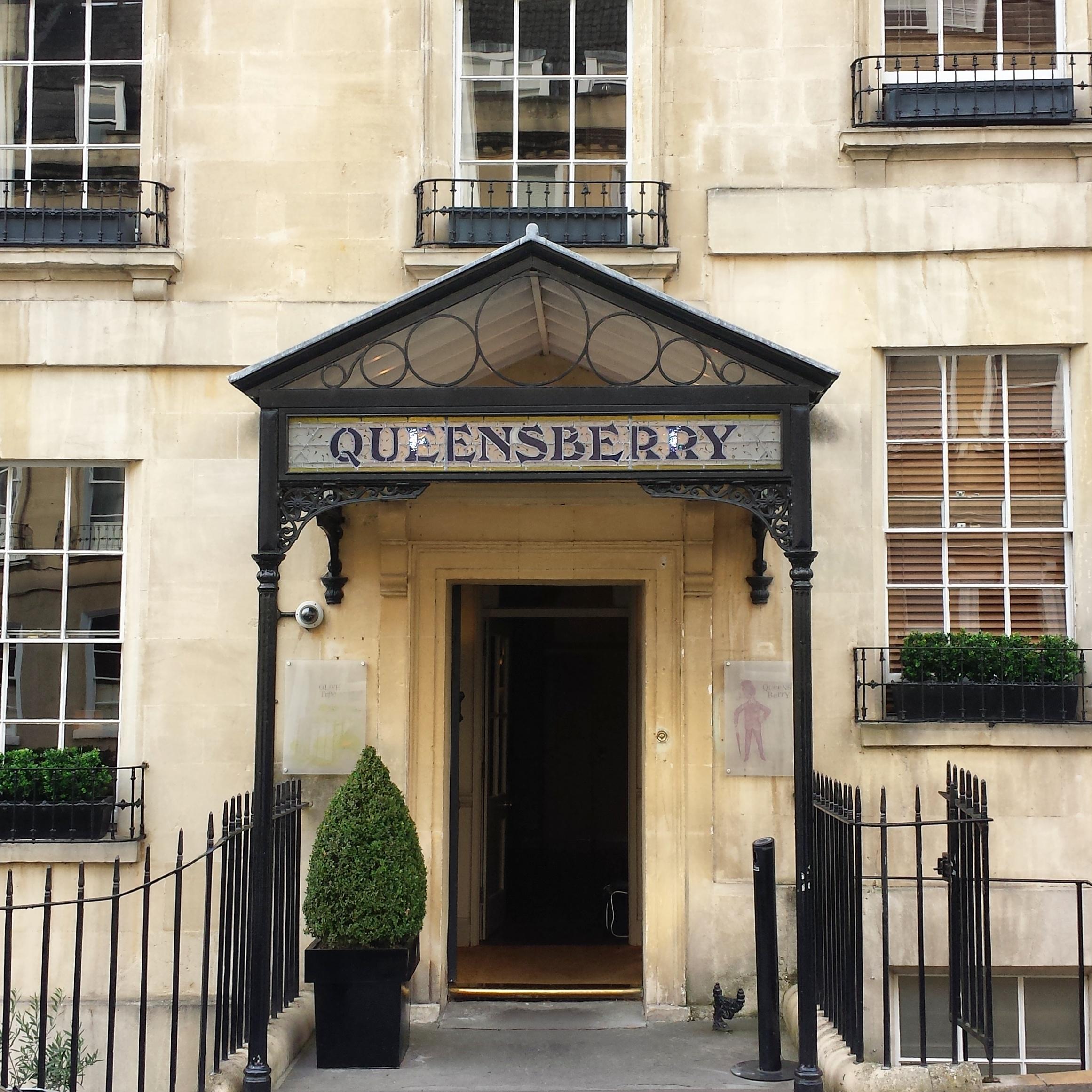 Queensberry Hotel Bath Uk
