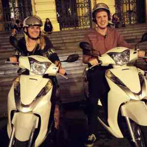 Hanoi Motorbike Tour, Vietnam