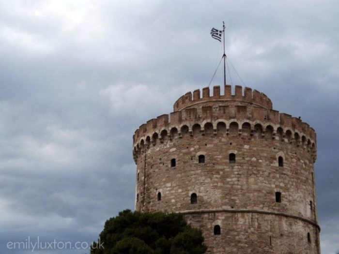 Thessaloniki city break