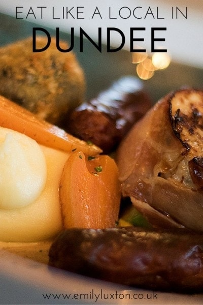 Where to Eat in Dundee