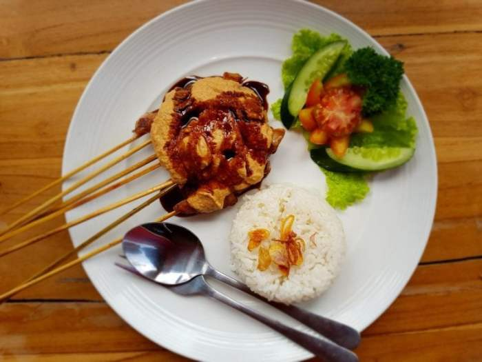 What food costs in Ubud