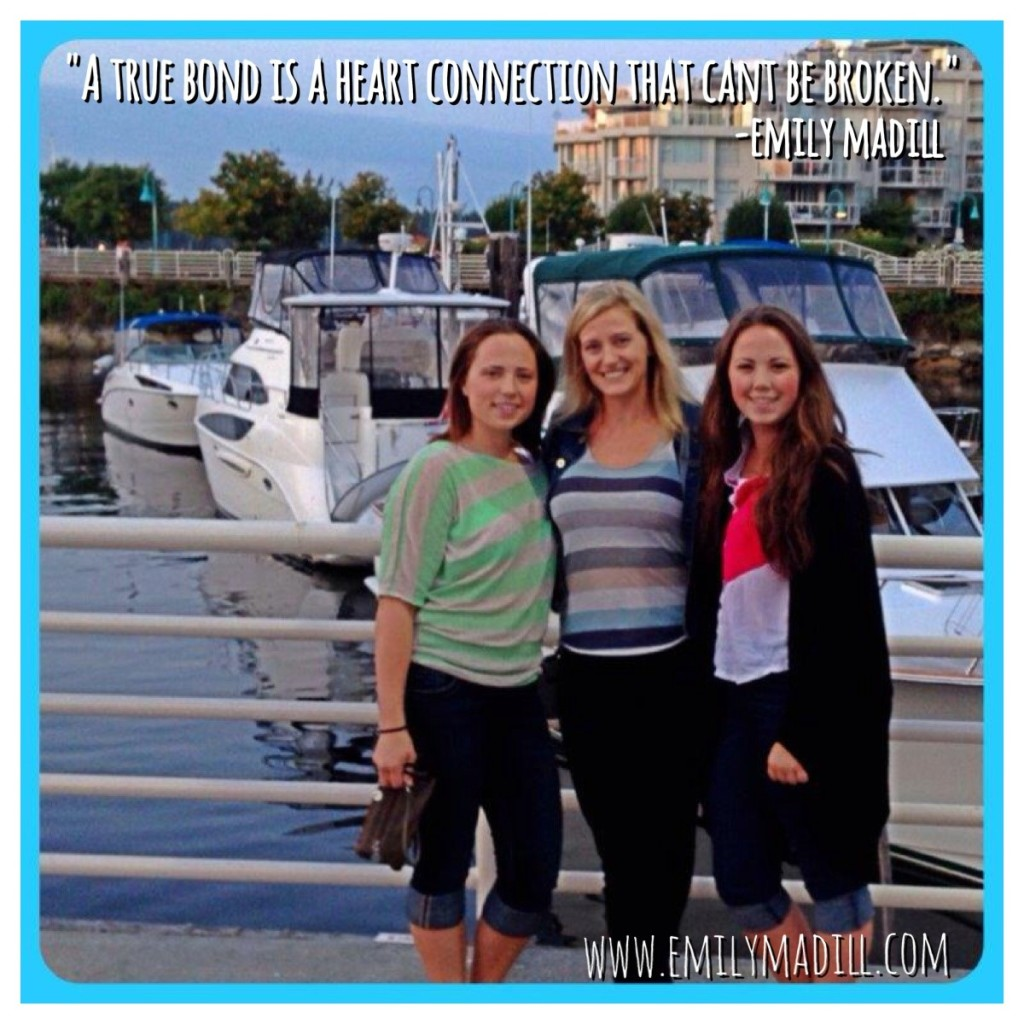 Special Bonds, Connection, Community, Self-Care Practice, Self-Love, Confidence Booster, Life Coach, Emily Madill, LovingLife