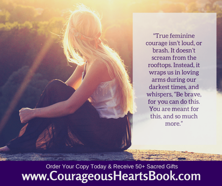 Courageous Hearts Book, Linda Joy, Inspired Living Publishing, Empowering Women, Inspiring Women Authors, Book Review, Courage, Nancy Levin, Emily Madill, Kristi Ling, Dr. Margeret Paul