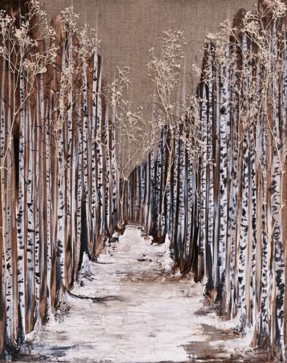 forest art, nature art, tree art