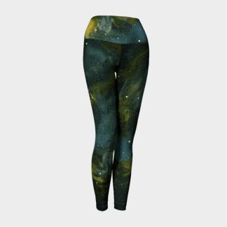 Space Leggings, Galaxy Leggings, Galaxy Tights