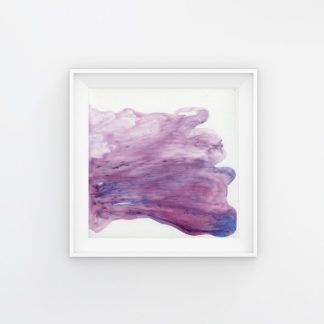abstract art, purple abstract art, square art print