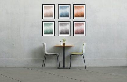 digital prints, forest art, forest prints