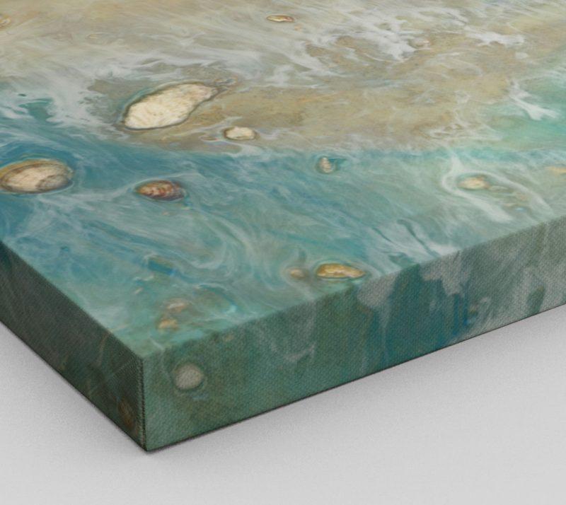 beach art print, nature art print, ocean art print