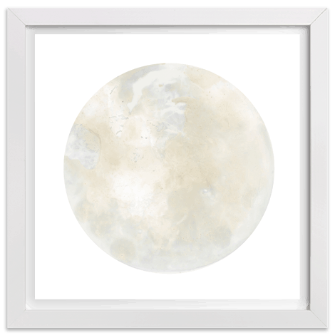 """Full Moon Two"" Prints"