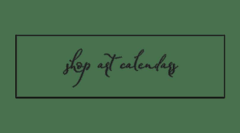 shop art calendars
