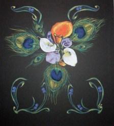 """""""Lily Nouveau"""" Detail"""