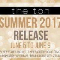 The Ton Stamps Summer Release: Day 1