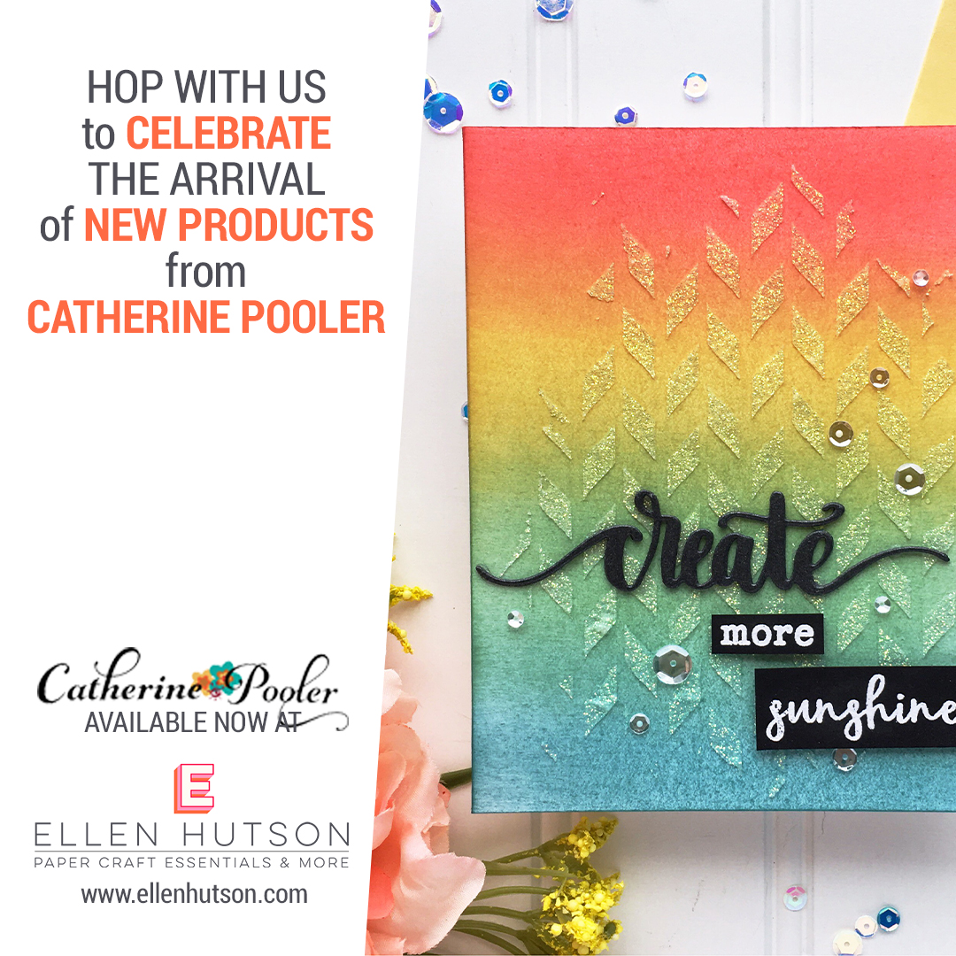 Catherine Pooler and Ellen Hutson Blog Hop!