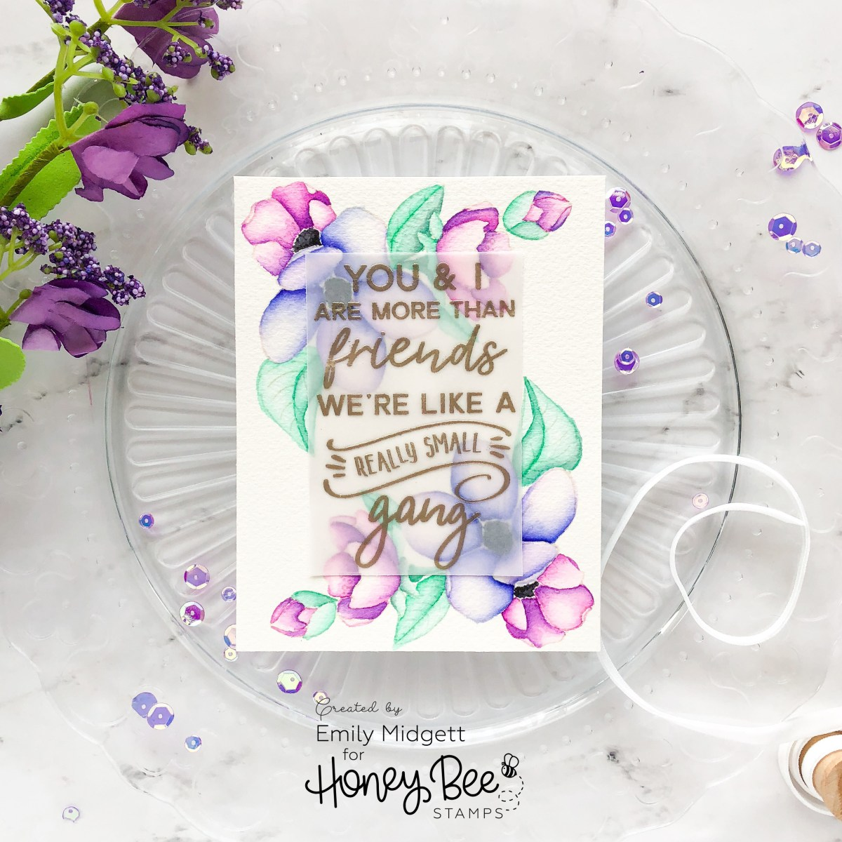 Honey Bee Stamps Birthday Blog Hop, Day 2!