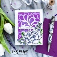 Guest Post: Altenew July 2018 Stencil Release!