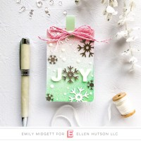 25 Days of Christmas Tags with Ellen Hutson!