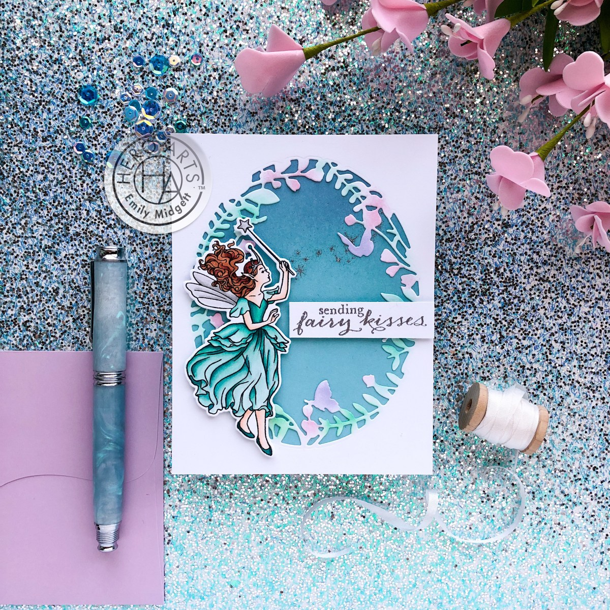 Hero Arts 2019 Catalog Blog Hop+Giveaway!