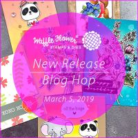 Waffle Flower March Release Blog Hop!