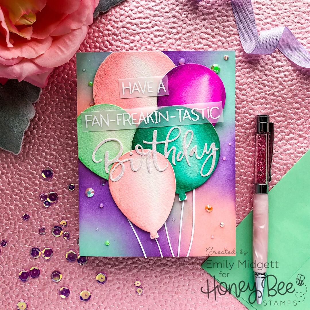 Honey Bee Stamps 4th Anniversary Celebration!