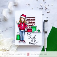 Christmas In July with Ellen Hutson+GIVEAWAY+SALE!!