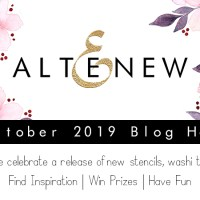 Altenew Washi+Stencil Release+Blog Hop+Giveaway!